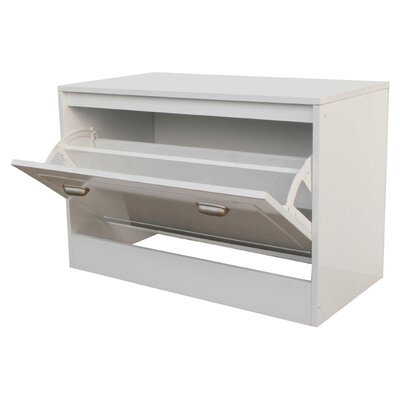 6-Pair Shoe Storage Cabinet