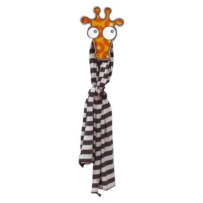 Brook Giraffe Wall Hook