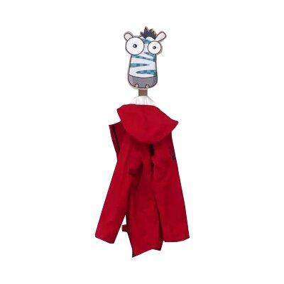 Brook Zebra Coat Hanger