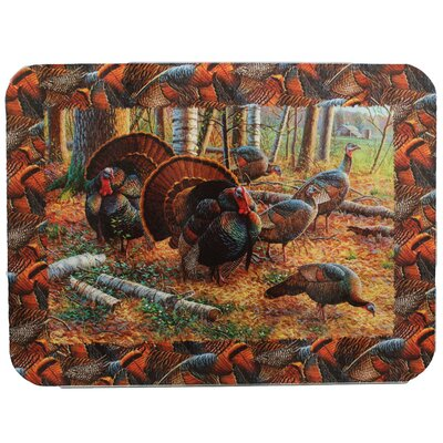 Turkey Cutting Board