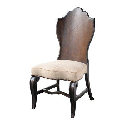 Sofitel Upholstered Dining Chair (Set of 2) Color: Melange