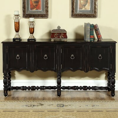 Carignano 4 Drawer Accent Cabinet