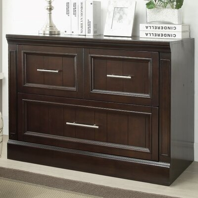 Bissette Library 2-Drawer Lateral File