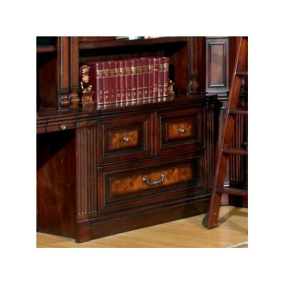 Blackmoor Library 2-Drawer Lateral File