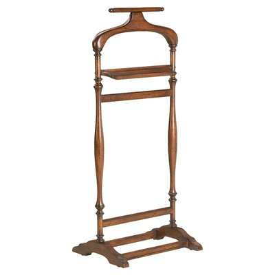 Wood Valet Stand Color: Plantation Cherry