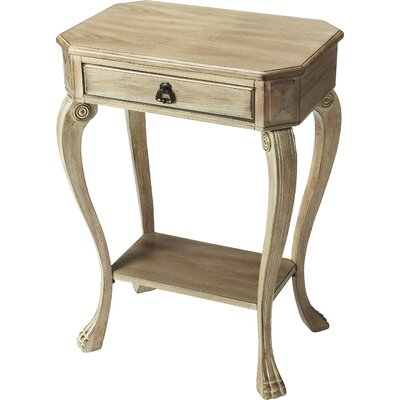Copley Channing Console Table Color: Driftwood