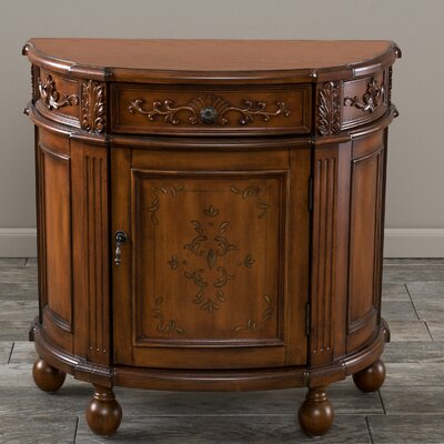 Majestic 1 Drawer 1 Door Accent Cabinet