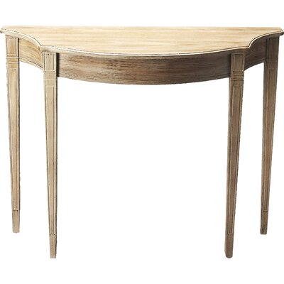 Allsopp Console Table Color: Driftwood