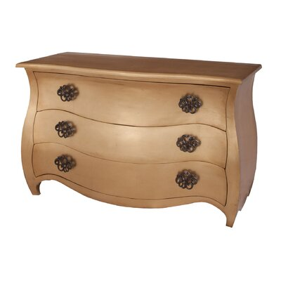Hillsdale 3 Drawer Accent Chest