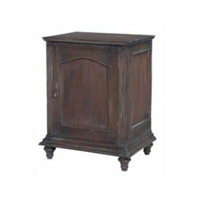 Belara 1 Door Accent Cabinet
