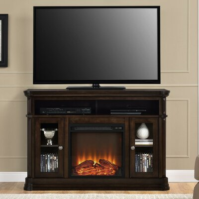 """Ganado 47"""" TV Stand with Fireplace"""