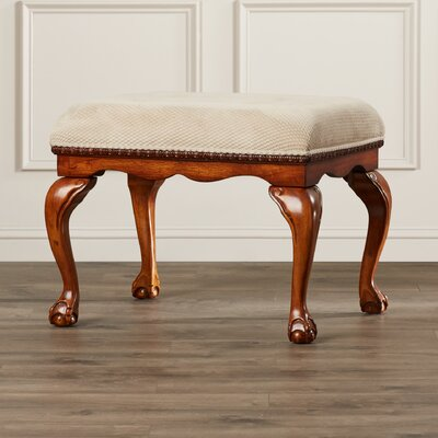 Bedingfield Stool Color: Antique Cherry