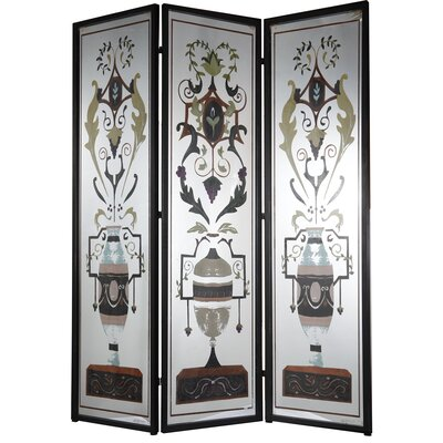 Lisenby 3 Panel Room Divider