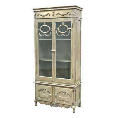 Harbert 4 Door Accent Cabinet