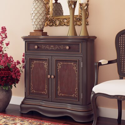 Skenfrith 1 Drawer 2 Door Accent Cabinet
