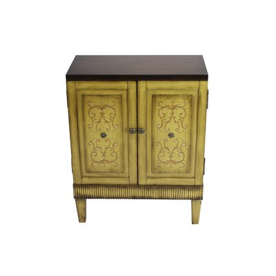 Cepeda 2 Door Accent Cabinet