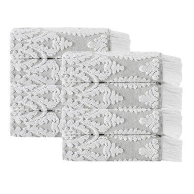 Laina Turkish Cotton Hand Towel Color: Beige