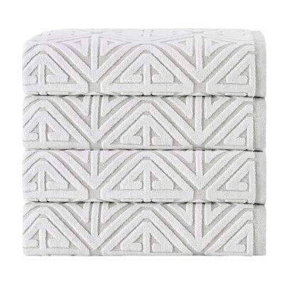 Glamour 100% Cotton Towel Color: Beige