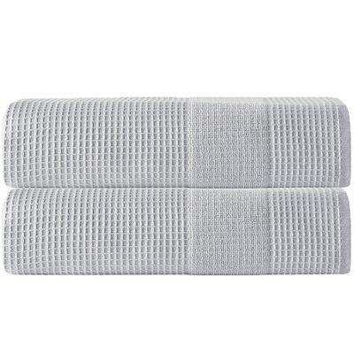 Ria Bath Towel Color: Silver