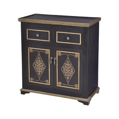 Andersonburg 2 Door, 2 Drawer Chest