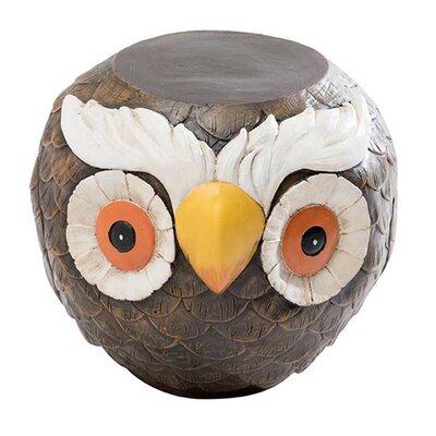 Ritter Owl Garden Stool