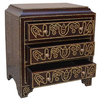 Ketaki 3 Drawer Chest