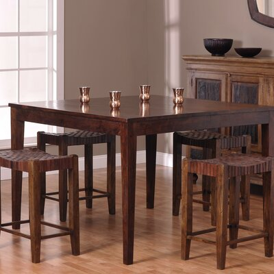 Alessandro 5 Piece Counter Height Dining Set