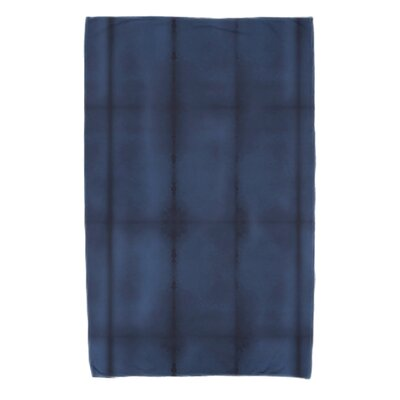 Viet Pool Beach Towel Color: Navy Blue