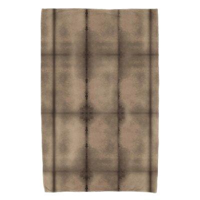 Viet Pool Beach Towel Color: Brown