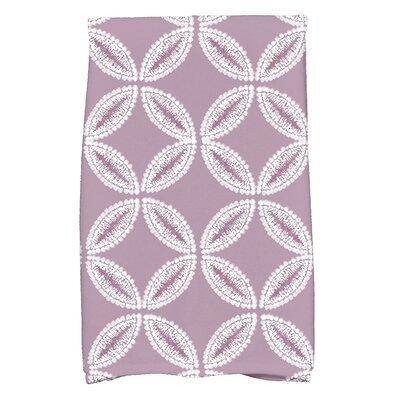 Viet Tidepool Hand Towel Color: Lavender