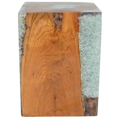 Mosley Teak Decorative Stool
