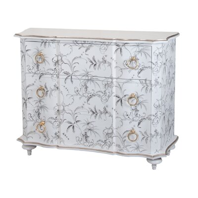 Audric 3 Drawer Accent Chest