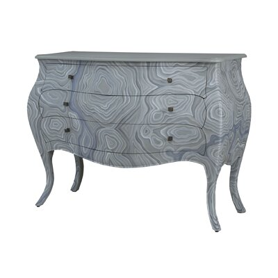 Blais 3 Drawer Accent Chest