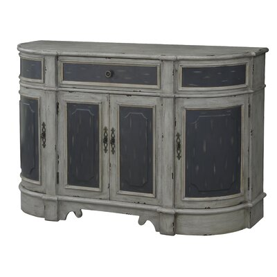 Odonnell Rustic Accent Cabinet