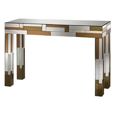 Antigore Geometric Console Table