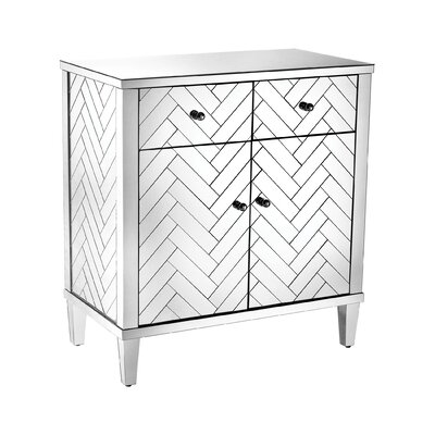 Bradley 2 Door, 2 Drawer Accent Cabinet