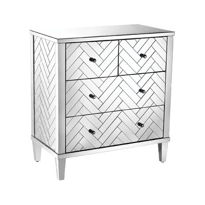 Bradley 4 Drawer Chest