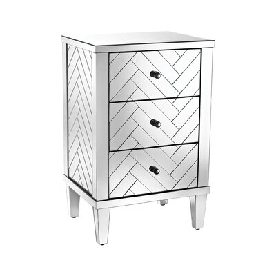 Bradley 3 Drawer Chest