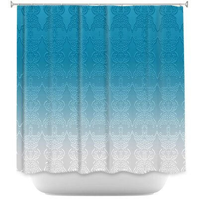 Ombre Pattern I Shower Curtain
