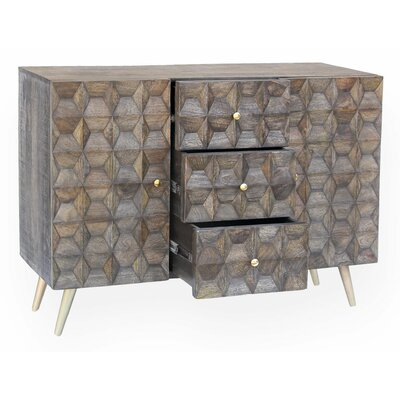 Maia Sideboard 3 Drawer and 2 Door Accent Chest