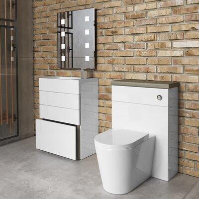 BeModern Bathrooms Calgary Bathroom Furniture Set