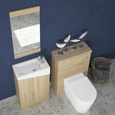BeModern Bathrooms Dakota Bathroom Furniture Set
