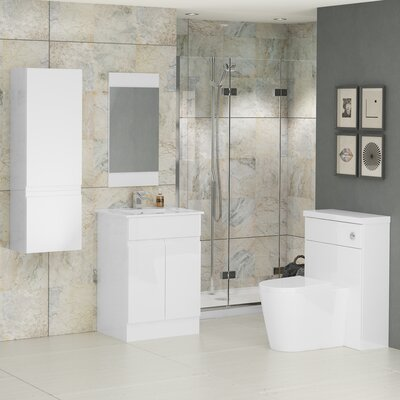 BeModern Bathrooms Ottawa Bathroom Left Hand Furniture Set