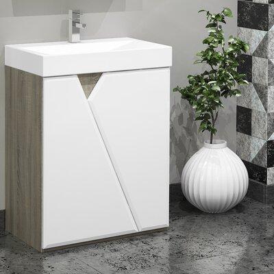 BeModern Bathrooms Alberta 65cm Vanity