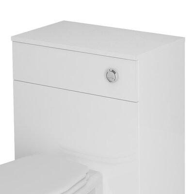 BeModern Bathrooms Omaha Back to Wall Toilet