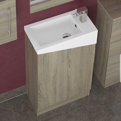 BeModern Bathrooms Dakota Vanity with Mirror