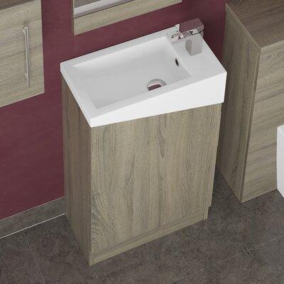 BeModern Bathrooms Dakota 50cm Vanity