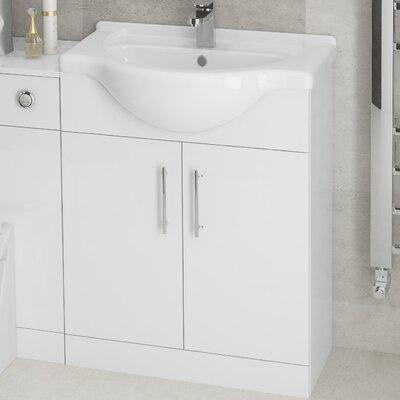 BeModern Bathrooms Omaha 65cm Vanity
