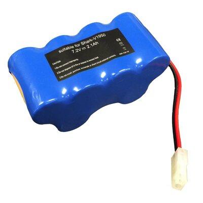 Crucial Battery Fits Shark CRVA2013