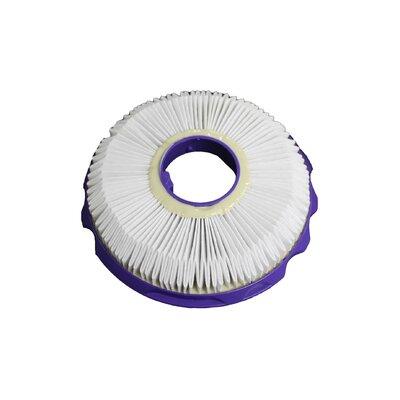Post Motor HEPA Style Filter